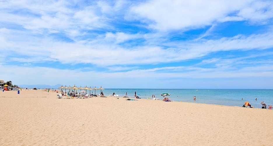 list of beaches dénia