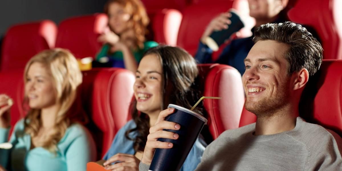 gehe ins kino