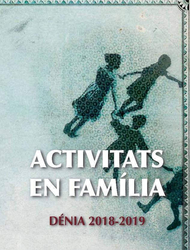 Imatge Actividades en familia